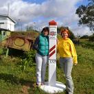 Piedruja. Latvija-Baltkrievija robežas apmeklējums