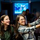 Rīgas 1. Tālmācības vidusskolas mūzikas videoklipa prezentācija
