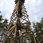 Krāslava. Skatu tornis ir otrais augstākais koka skatu tornis Latvijā! Iespaidīgi!